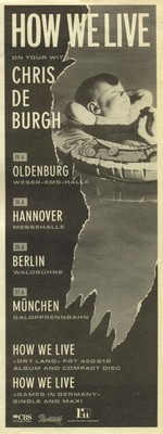 German Tour Dates