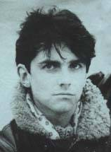 Steve Hogarth from How We Live in 1986