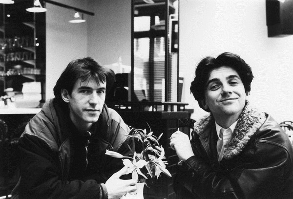 Colin and Steve in 1988