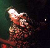 Steve at Dingwalls, August 2000
