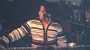 Steve at the Keyboard