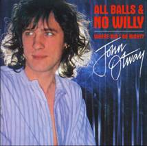 "The CD re-issue of ""All Balls & No Willy"""