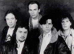 Hogarth joining Marillion in 1989